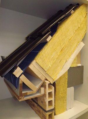 Правильное утепление крыши Часть 1 Холодный чердак ДомЪ