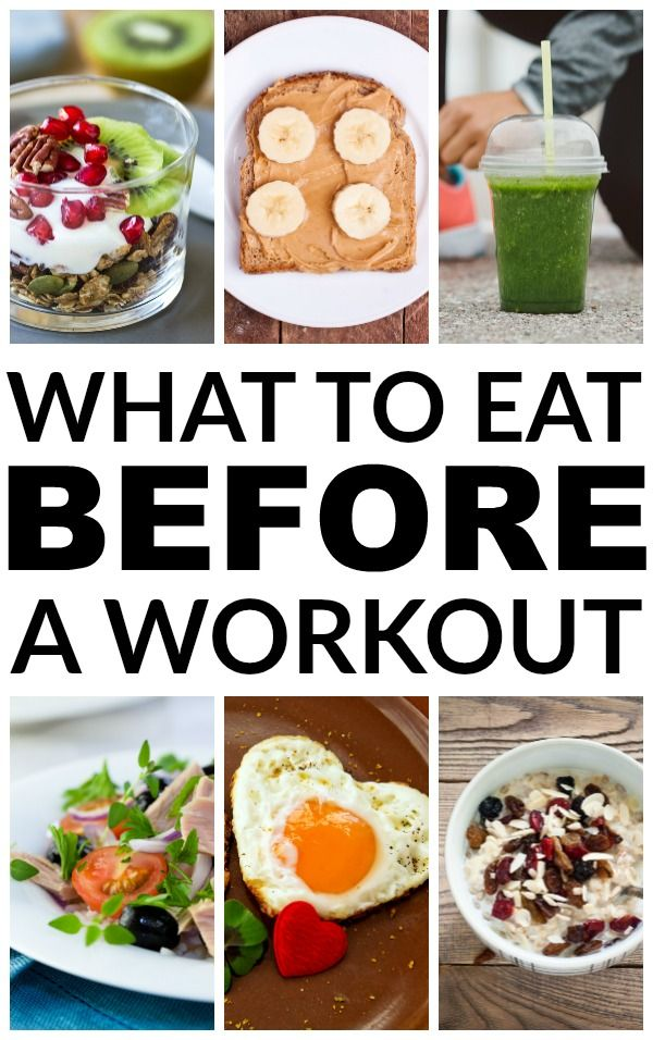 eat before workout or after in the morning