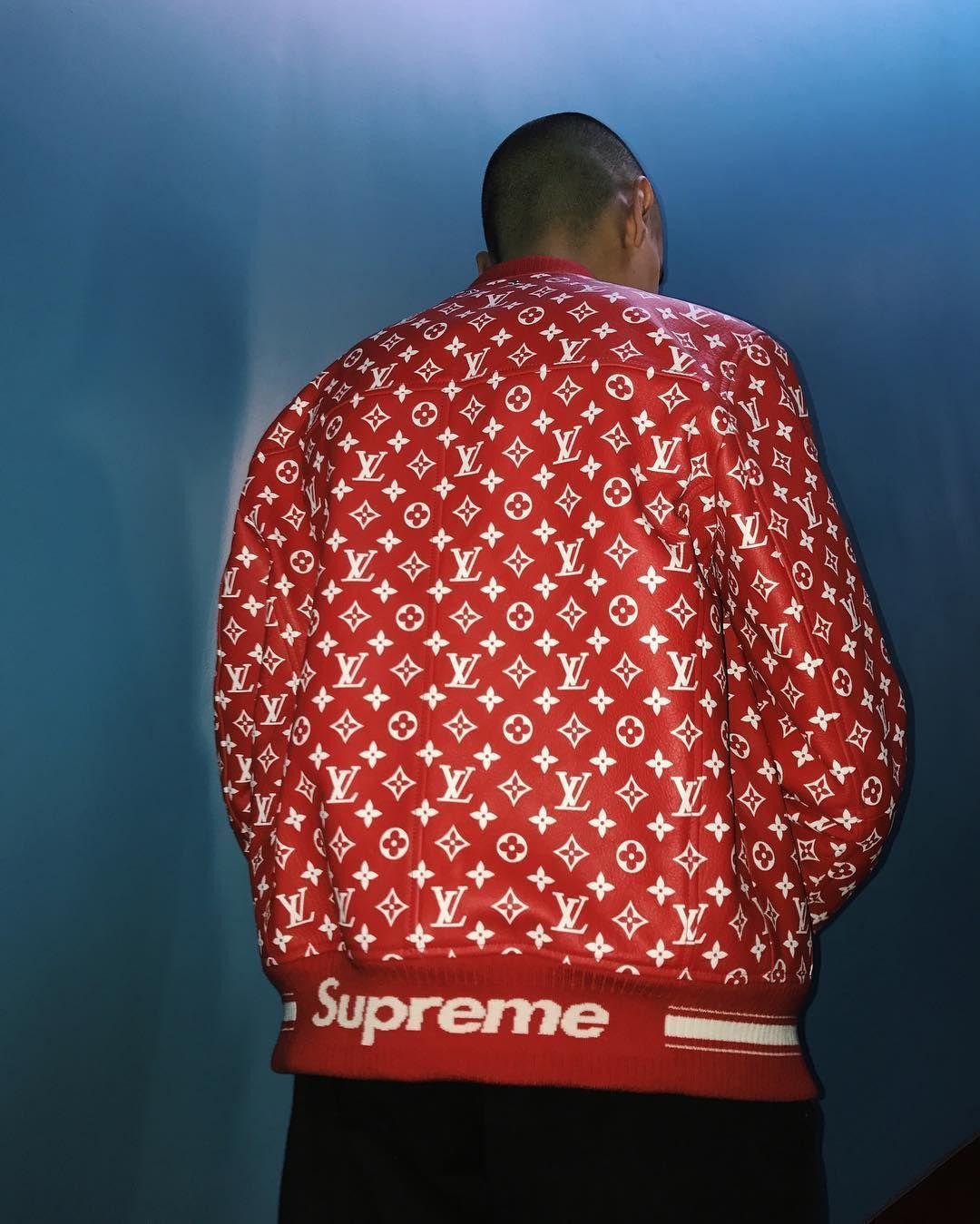 58f053ba9c67 Supreme x Louis Vuitton Is Real...