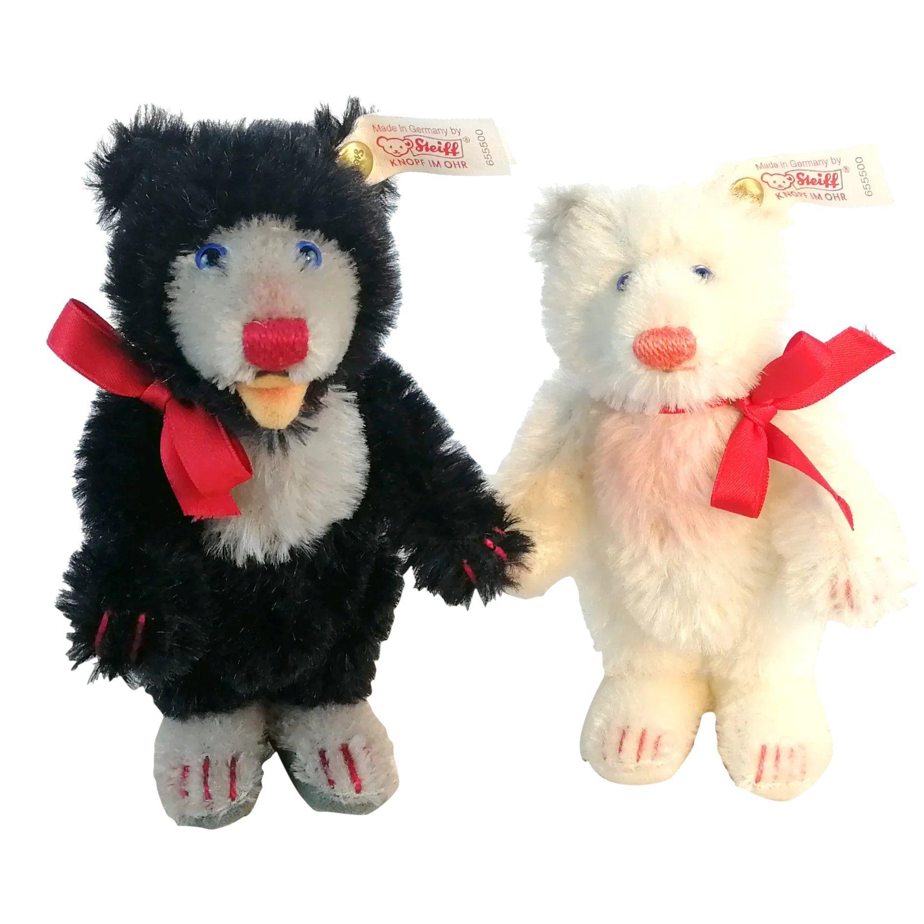 Bear Alpha Whitey Plush
