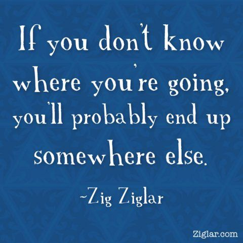 Direction  Zig Ziglar Sales Quotes And Inspirational