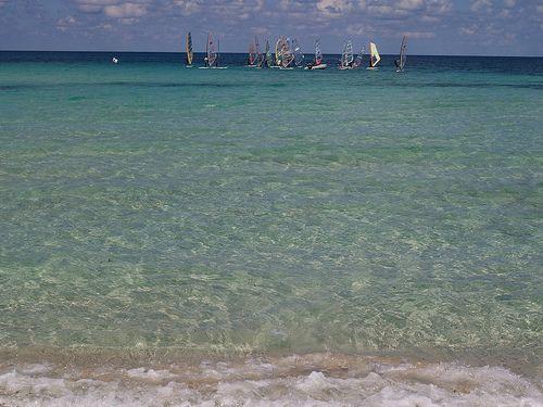 Playas - Ciudad de Palermo, Sicilia, Italia