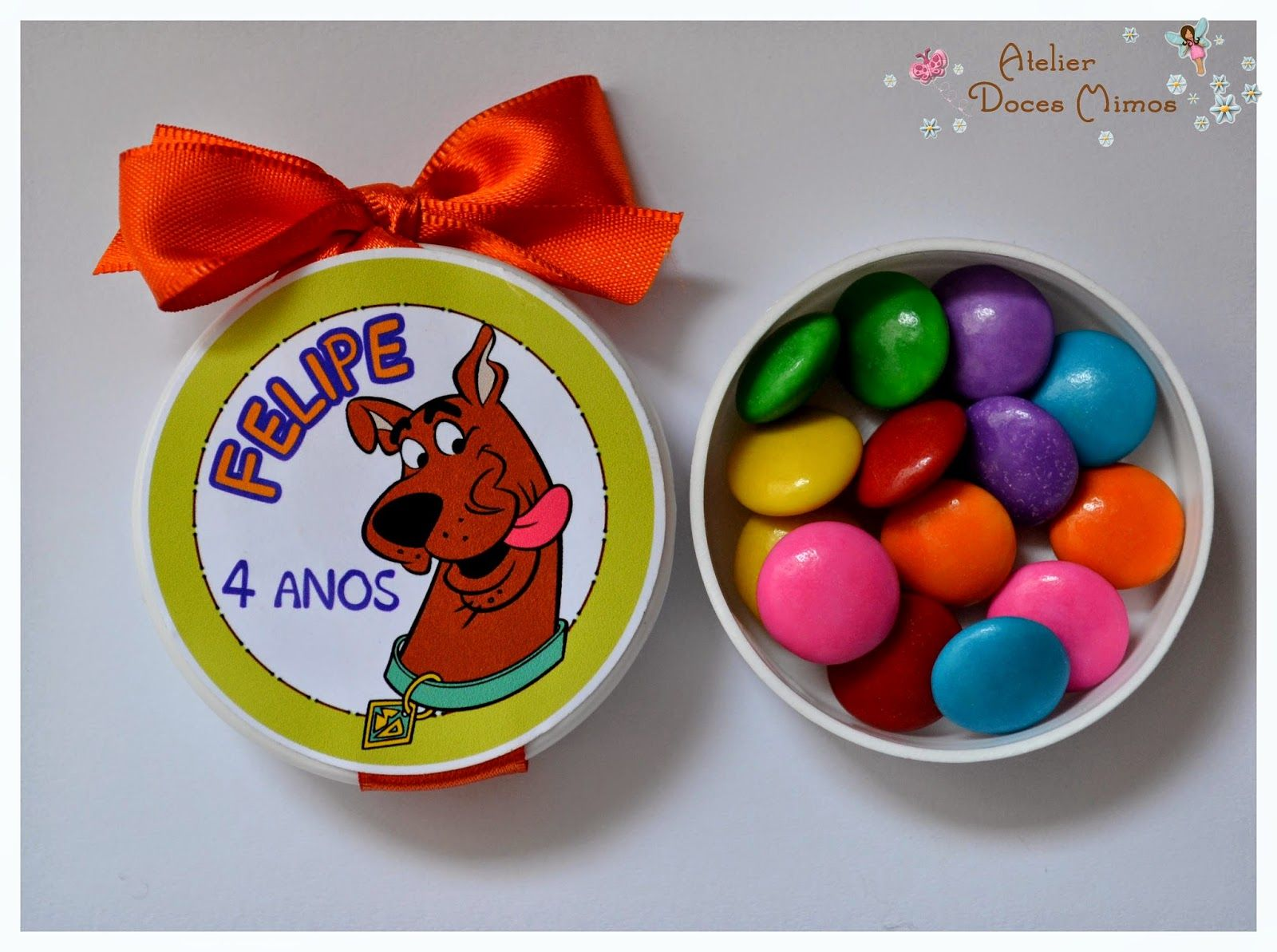 Festa Personalizada Scooby Doo Scooby Doo Party Scooby