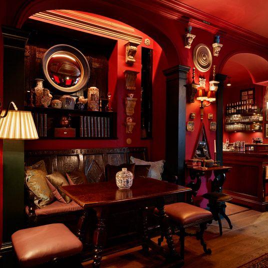 Reserve The Zetter Townhouse Marylebone London At Tablet Hotels Pinterest