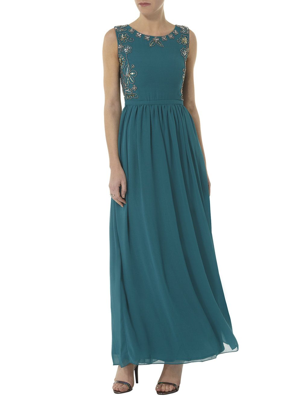 Photo 2 of Scarlett B emerald maxi dress | My summer wardrobe ...