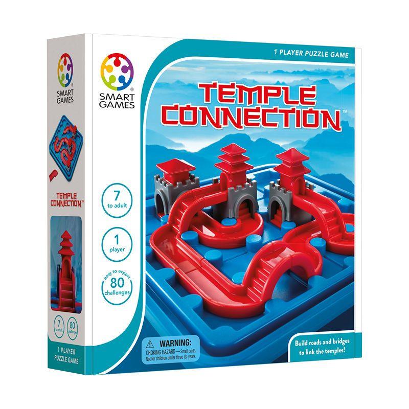 Smartgames Temple Connection Brain Teaser Puzzles Brain Teasers