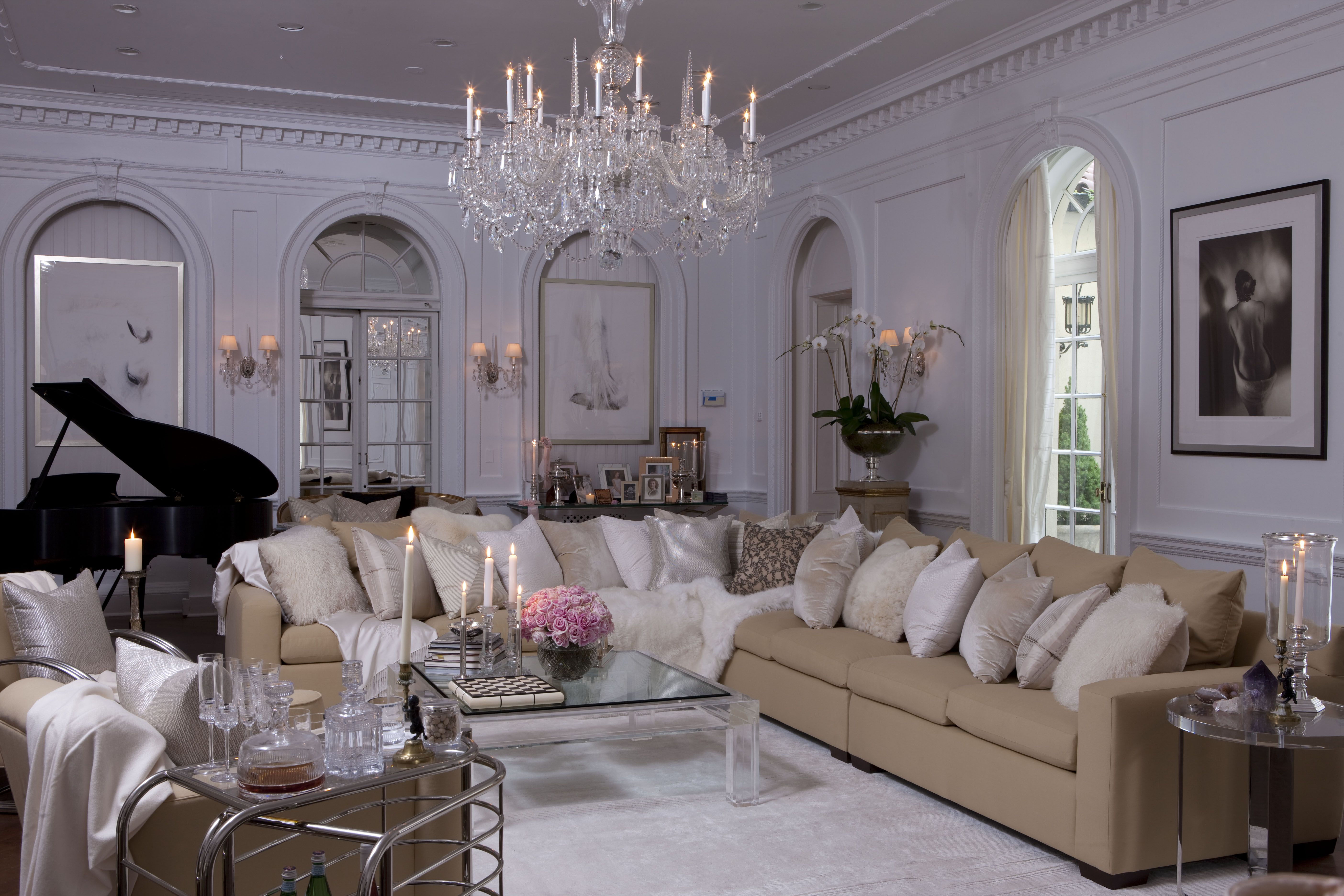 Pin By Allie Spector On Glam Decor