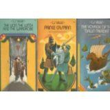 Chronicles of Narnia.  The first books read to me.