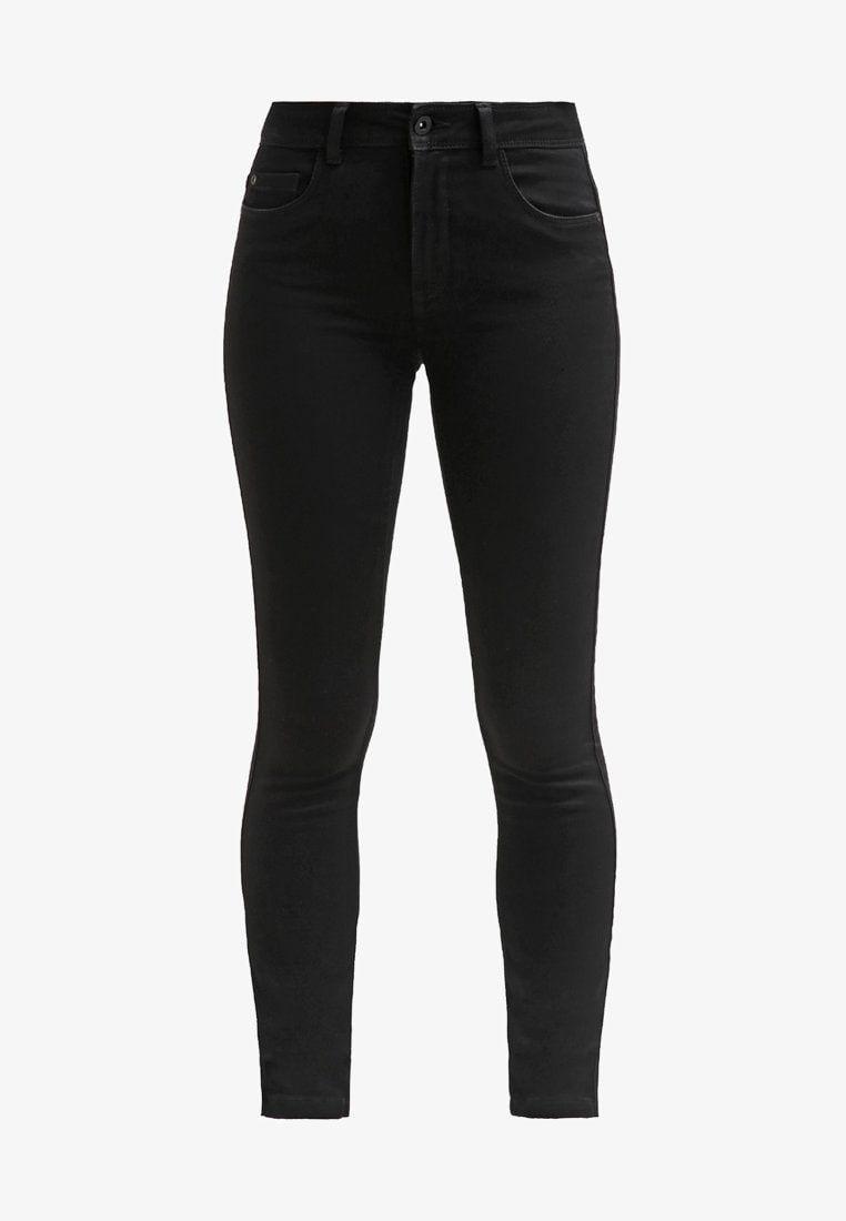 Slim fit jeans black denim zalandode in 2020