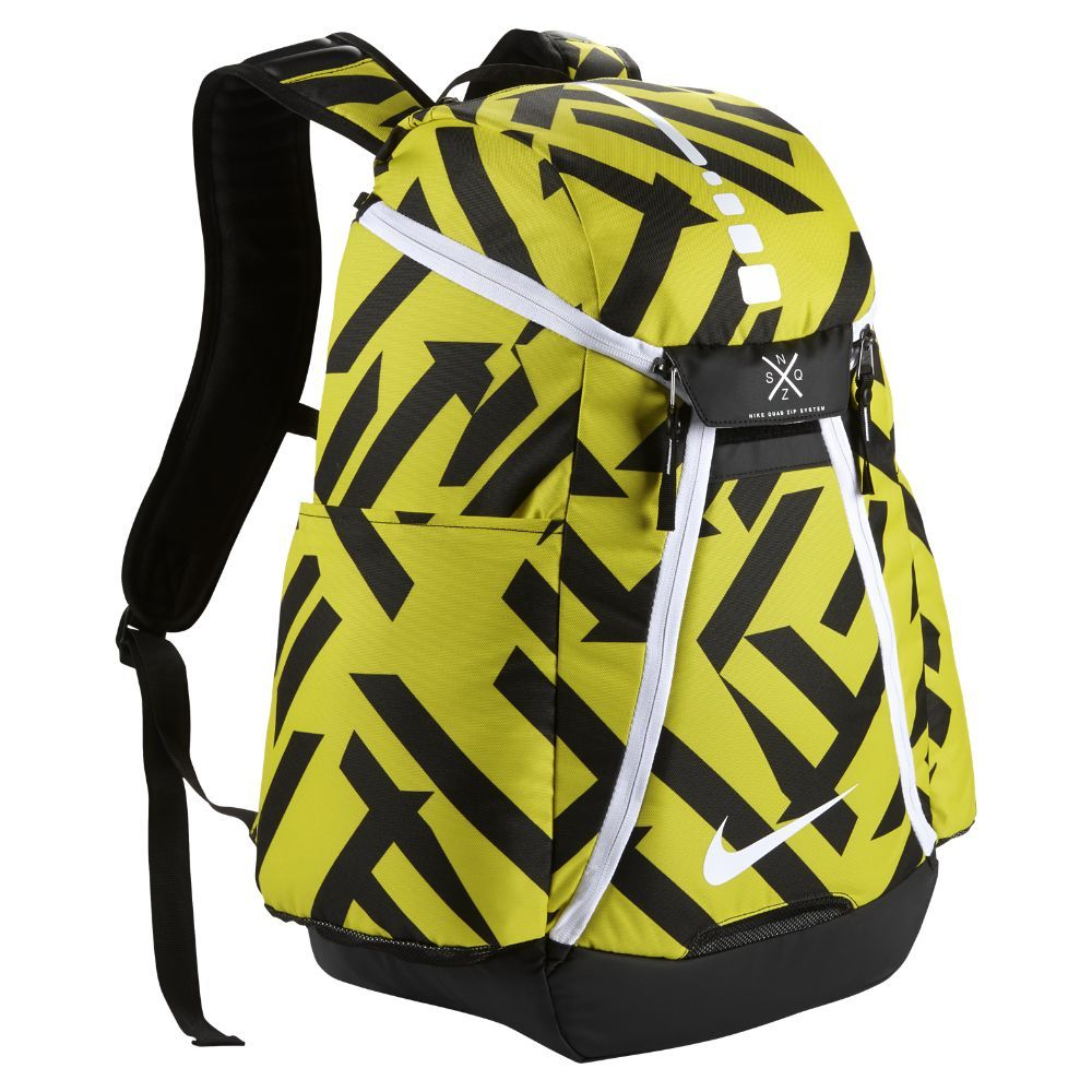 873af11595c Nike Hoops Elite Max Air Team 2.0 Graphic Basketball Backpack (Yellow) -  Clearance Sale
