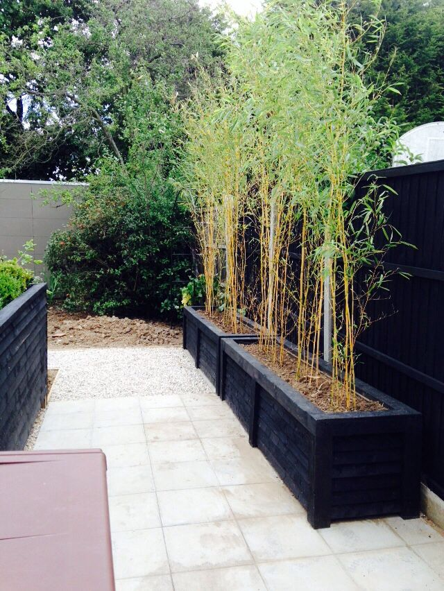 Hand crafted planters provide are ideal for containing ...