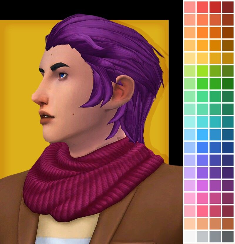 Pin by AzulAnemone on The arcana in 2020 Sims, Sims 4