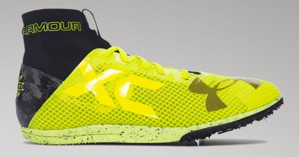 a7a72ab73a UA Charged Bandit XC Spike Running Shoes | Under Armour US ...