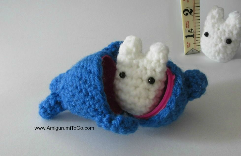 Totoro Patterns ~ Amigurumi To Go Free Patterns | Crochet thread ... | 635x979