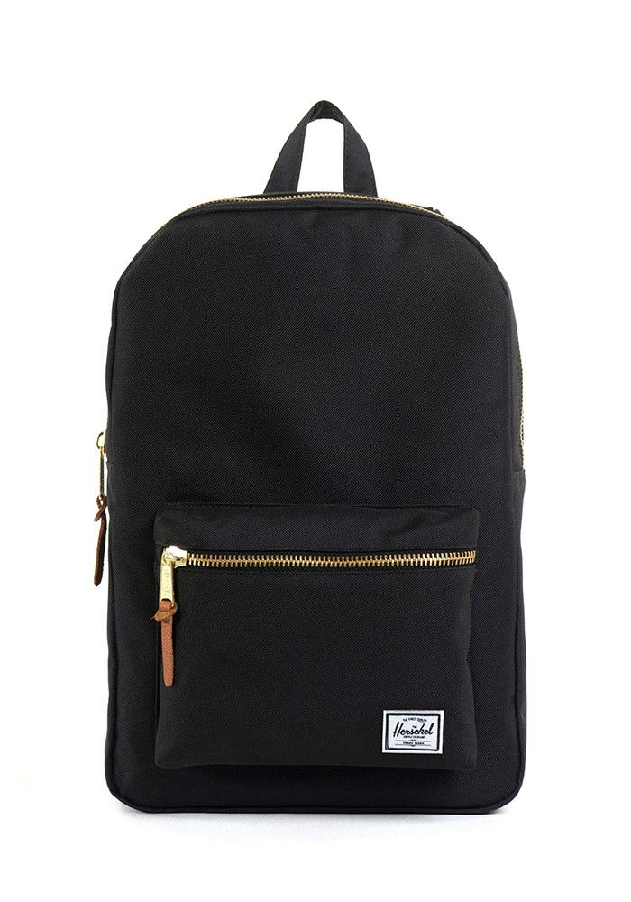 72110170b The Herschel Settlement Backpack is a practical backpack that pairs vintage  style with modern construction.