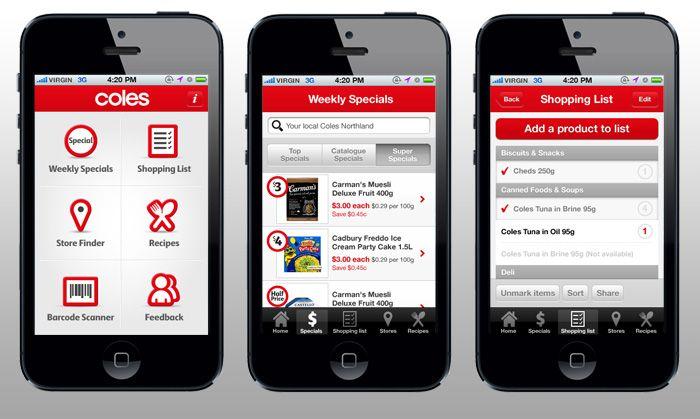 Online Portfolio - samdeakins.com | Groceries app, Canned ...