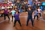 Fitness guru Tony Horton, creator of the P90X workout, has a new plan to help transform your body in just 10 minutes a day. Try this special workout plan to trim and tone your body.