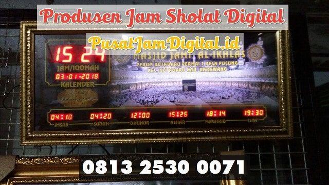 Running Text Jadwal Sholat Di Pekanbaru Wa 0813 2530 0071 Agen