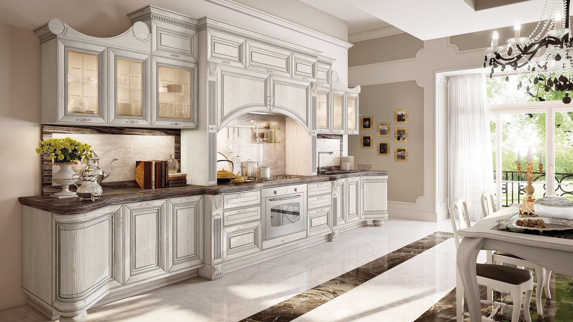 Pantheon - Cucine Classiche - Cucine Lube | arredamento nel 2018 ...