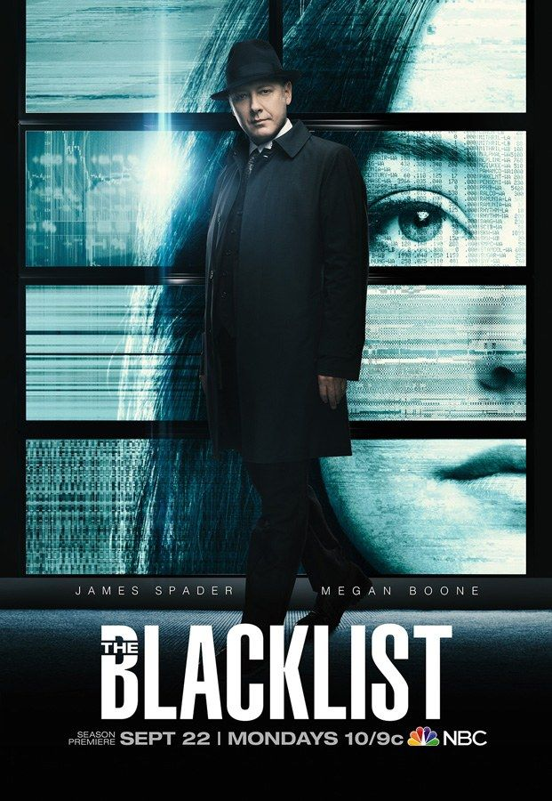 Novo Video E Poster Promovem A 2ª Temporada De The Blacklist
