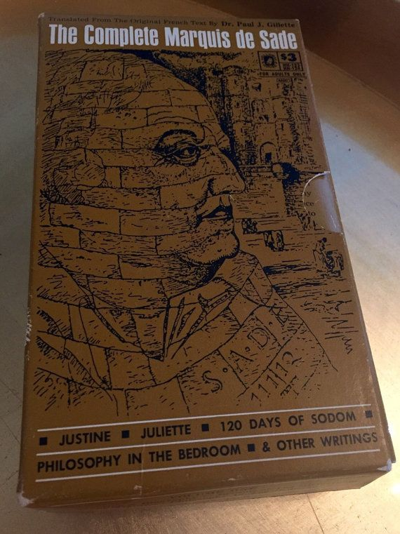 First Printing 1966 The Complete Marquis de by CompulsiveNeurons