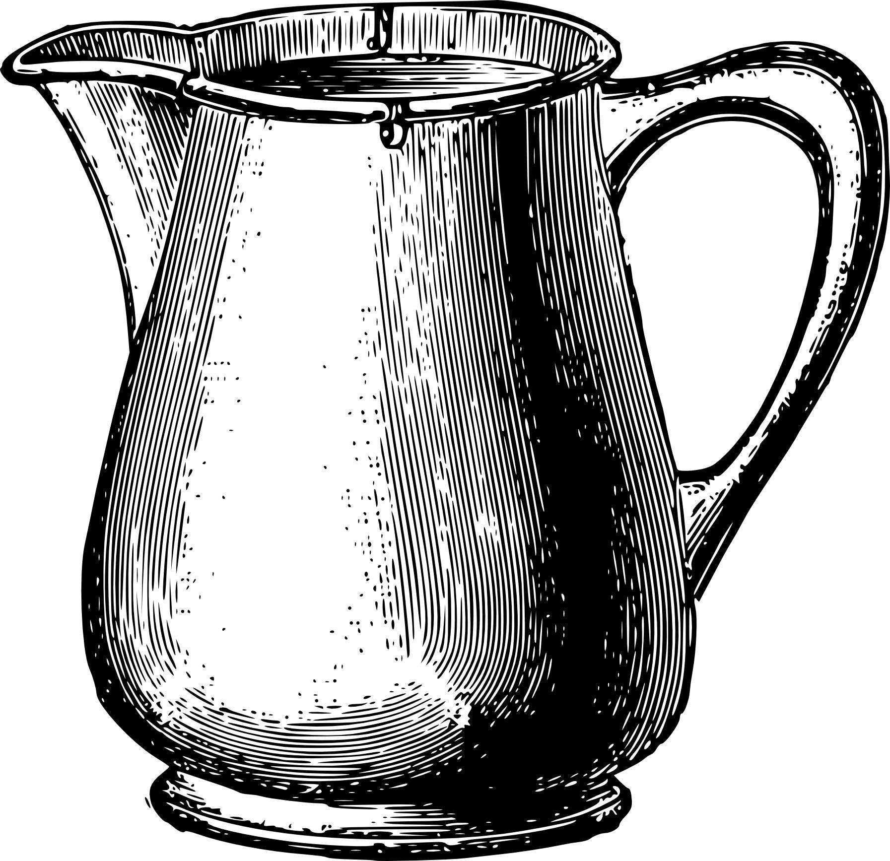 Free Clip Art Tea Service Set Clip Art Vintage Free Clip Art Clip Art