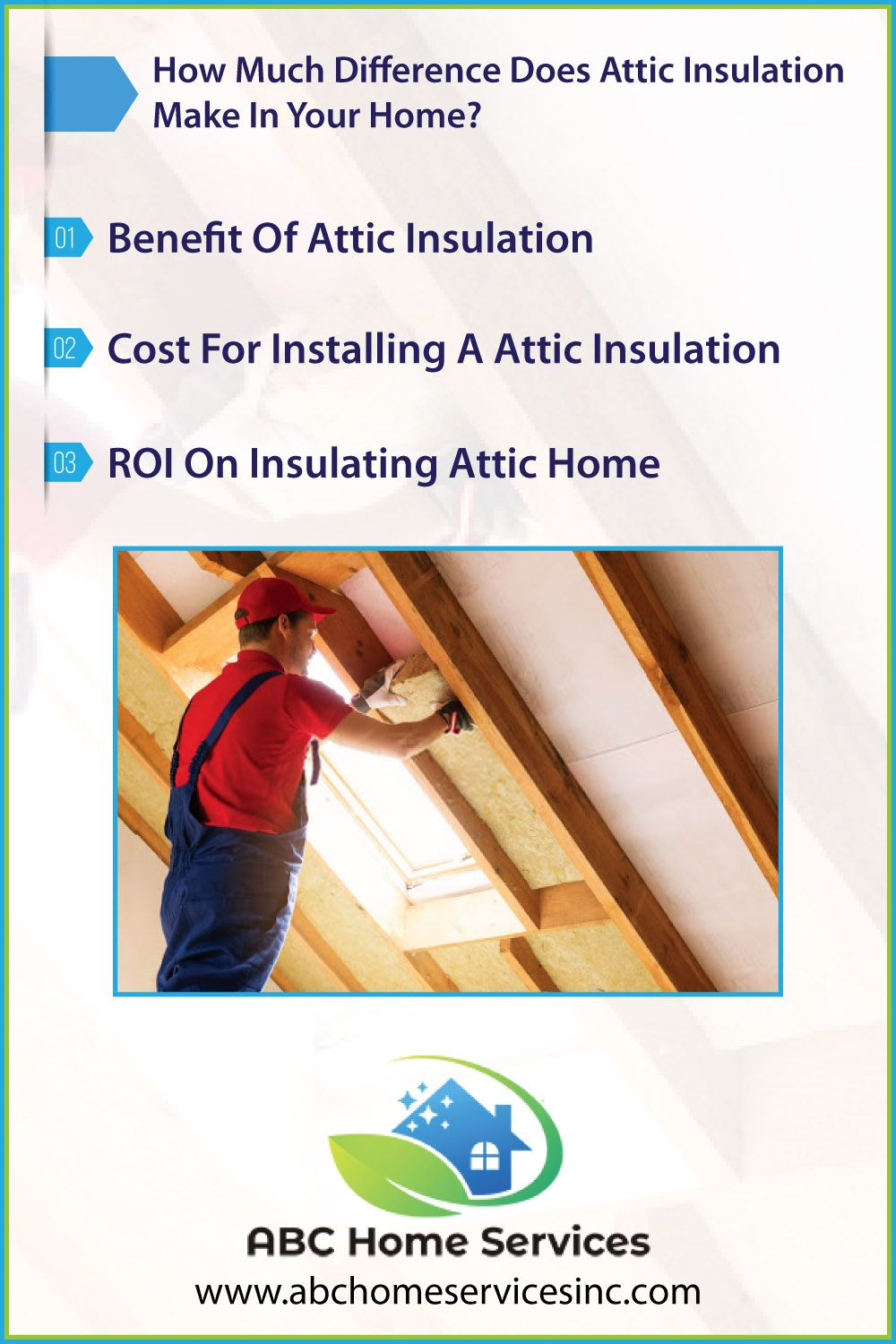 How Much Difference Does Attic Insulation Make In Your Home In 2020 Attic Insulation Insulation Attic
