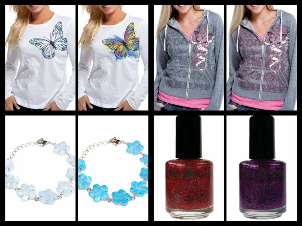 Del Sol Color Changing Nail Polish Giveaway - http://chant3llo.com ...