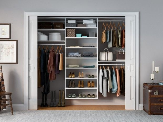 Reach-In Closets - California Closets