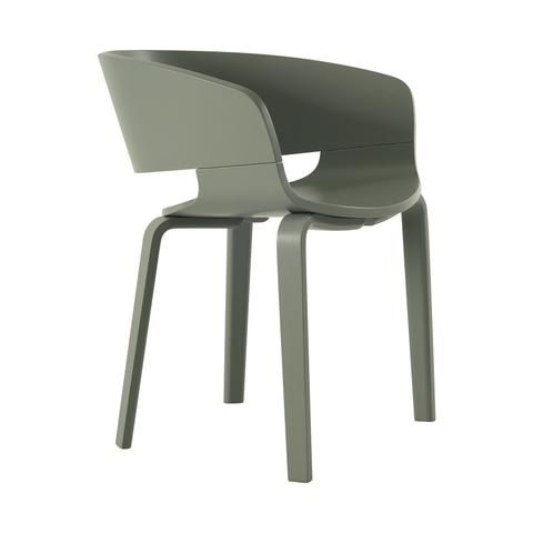 Huela Dining Chair In Grey With Images Black Dining Chairs
