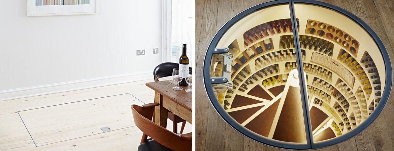 Spiral Cellars | Spiral Cellars & Spiral Cellars | Spiral Cellars | Vinkällare | Pinterest | Spiral ...