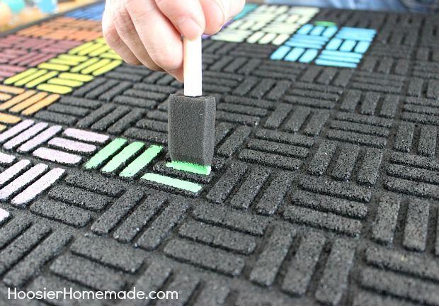 Creative Door Mats You Can Make Yourself Outdoor Rug Diy Door Mat Diy Diy Door