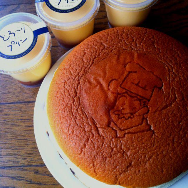 RIKURO'S Cheese cake