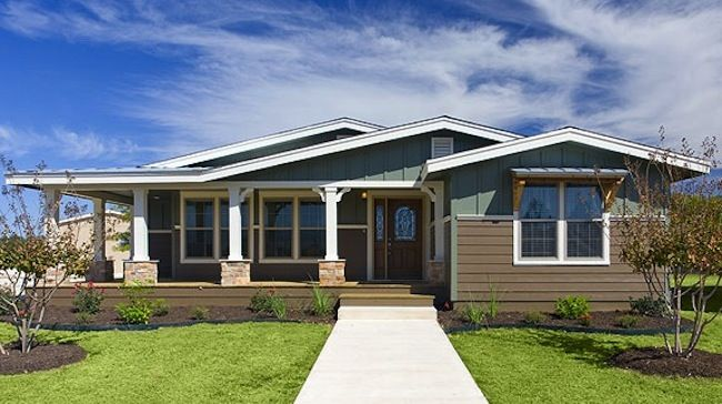 Cavco Lapsiding Manufactured Home Www.bobvila.com/articles/8405 Mobile  Part 89