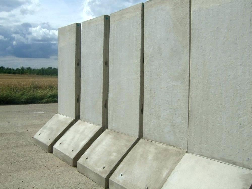 Precast Concrete Walls Arrow Panel Installation Precast Concrete