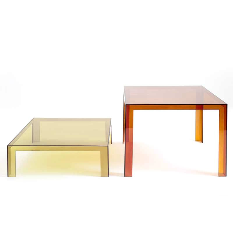 Invisible Coffee Table By Kartell Tokujin Yoshioka Tokujin - Invisible coffee table