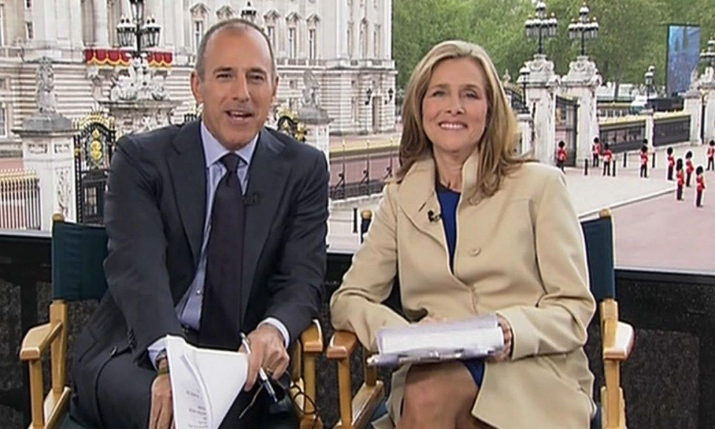 Morning Ma Am Millions Of Americans Get Up Early To Watch The Queen S Jubilee As Networks Fly Out Their Big Names To Cover Celebrations Today Show Celebrities Meredith Vieira