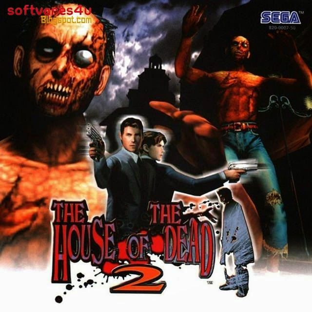 The House Of The Dead 2 In English Pc Game Full Ve Sega Video