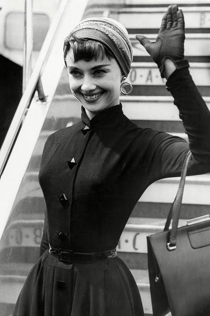 Recordando a ... Audrey Hepburn en 1953