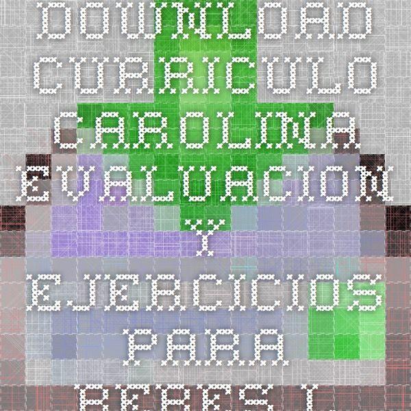 Download curriculo carolina evaluacion y ejercicios para bebes libro download curriculo carolina evaluacion y ejercicios para bebes libro pdf pdf food truckfast and easy recipescrosswordgordon ramsayebook forumfinder Images
