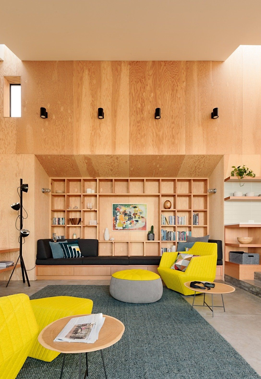 Photo 4 Of 15 In A Sea Ranch Retreat Delivers Scandinavian Style