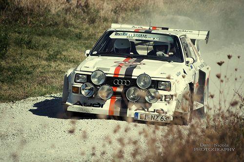 Audi Rally Car Rally Car Audi Audi Quattro