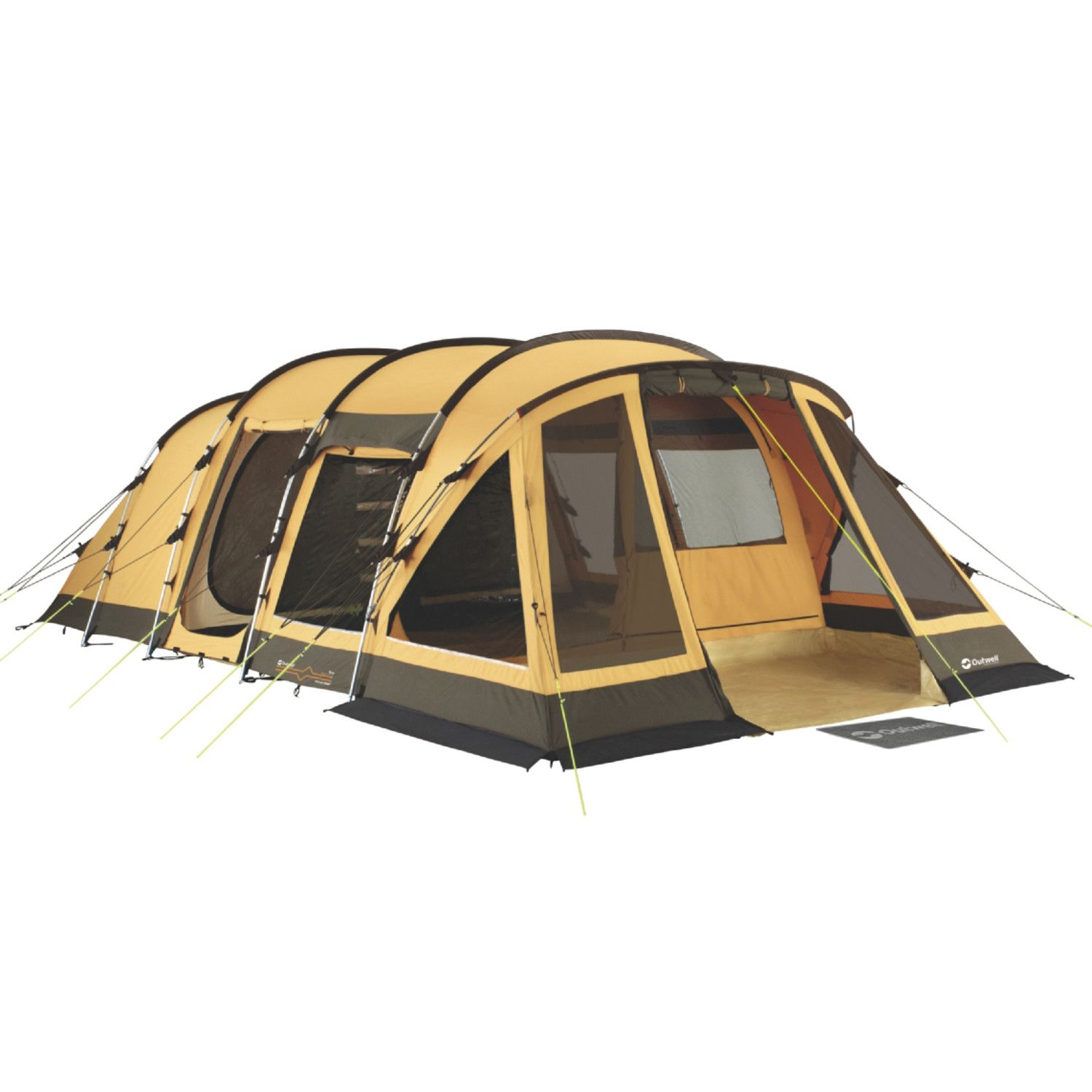 Outwell Kauai Reef Tent Outwell Tents Polycotton Tents Caseys