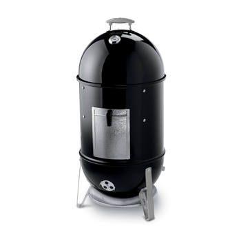Weber Smokey Mountain Cooker 47 Cm Black Grill Grills Holzkohlegrill Feuertonnen