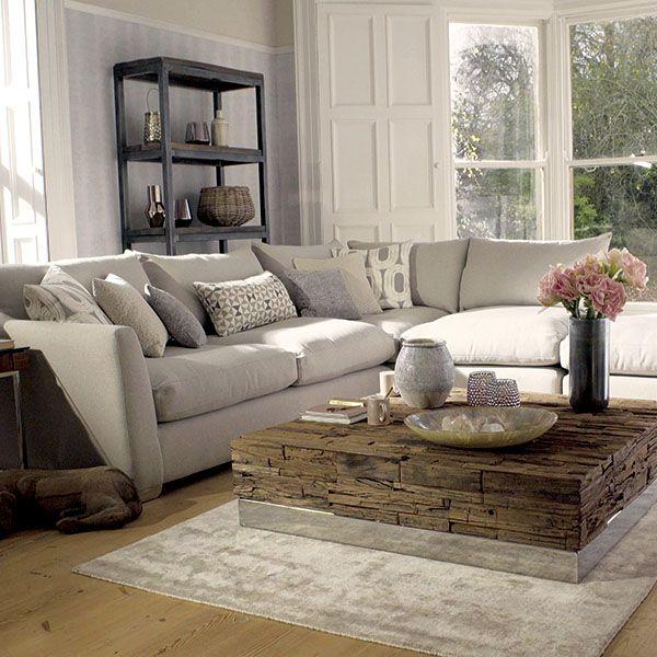 Floyd Left Hand Facing Combi Unit Corner Sofas Living Room In