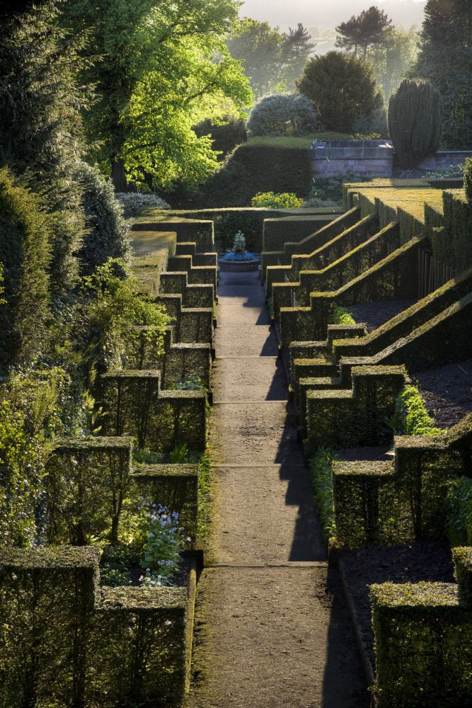 Over The Garden Walk: National Trust Gardens: Biddulph Grange Garden