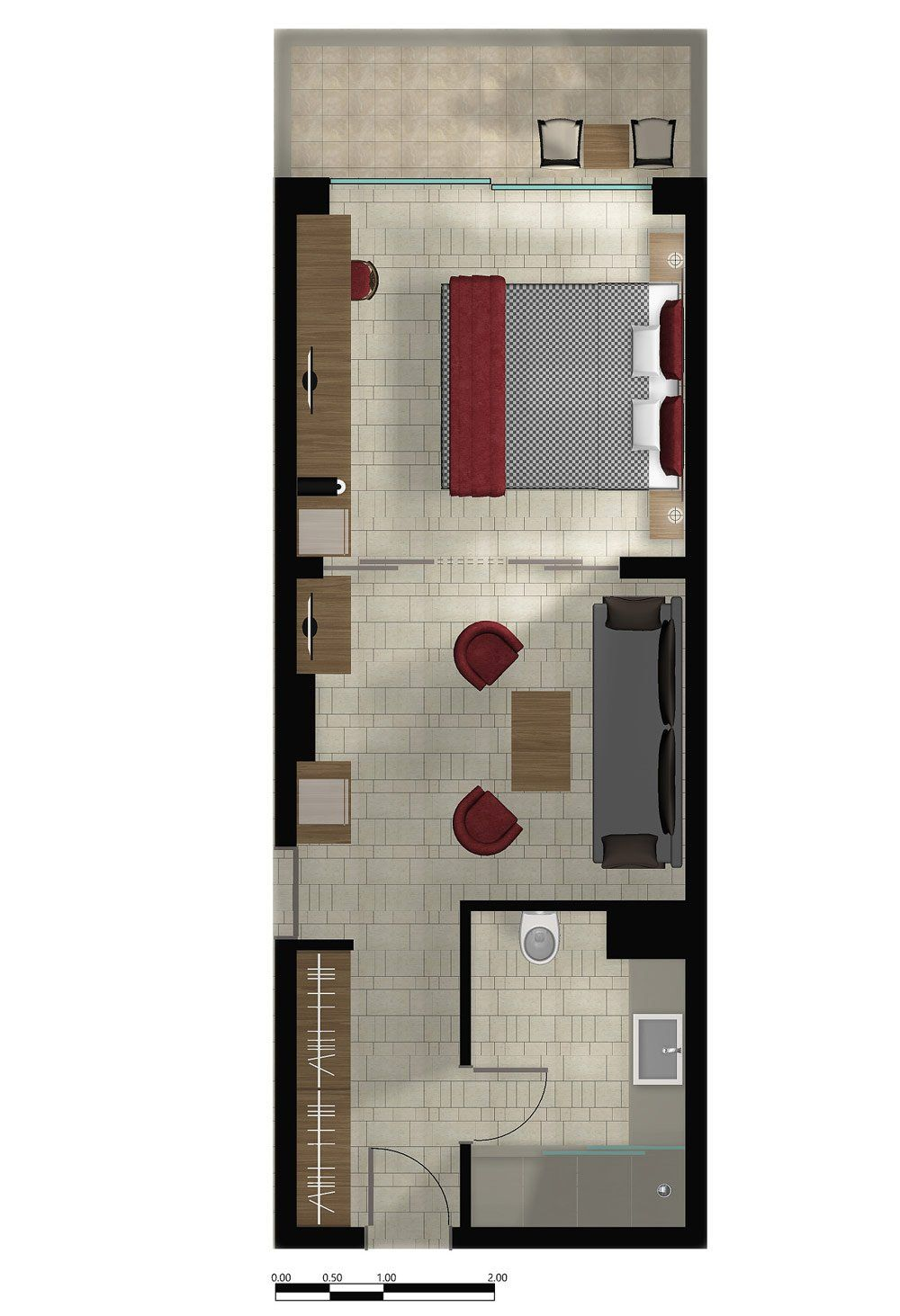 Eagles Palace Halkidiki Greece Family Suite With Garden View 40sqm 430 6sqft Hotel Room Design Plan Hotel Room Design Hotel Floor Plan