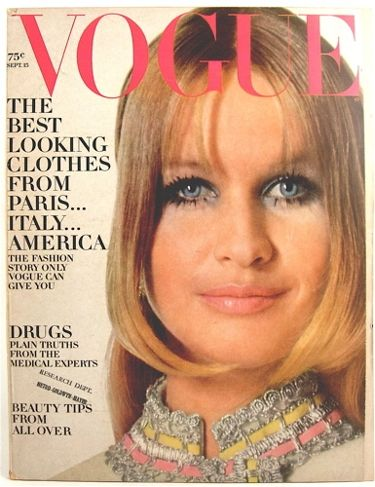 Vogue Cover September 1968