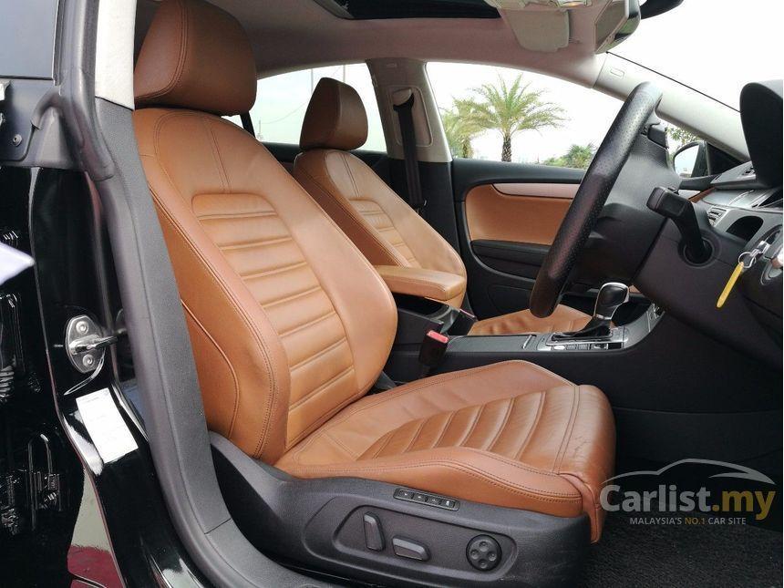 Volkswagen Passat 2012 CC Rline 3.6 in Selangor Automatic
