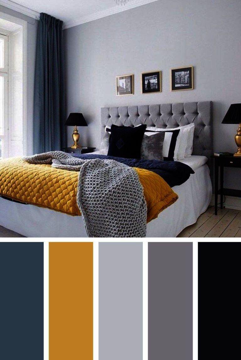 Zinus Faux Leather Upholstered Platform Bed With Wooden Slats The Furniture Blogger Furniture Color Schemes Bedroom Color Schemes Apartment Decorating Living